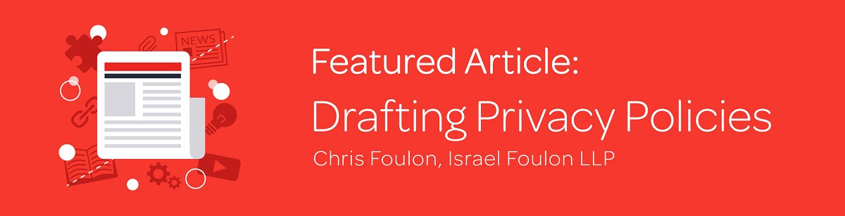 Drafting Privacy Policies