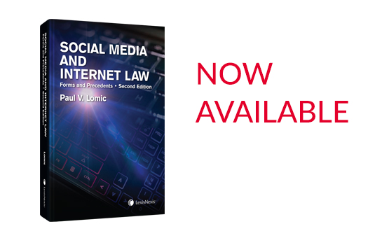 /mobile0c9a66/Social Media and Internet Law – Forms and Precedents