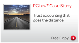 PCLaw Case Study